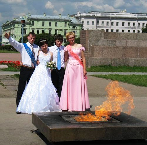 Weddings in Russia – traditions, customs, rituals