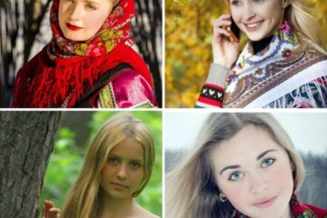 Types of wives to find in Russia