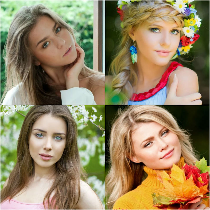 Beautiful single women from Russia