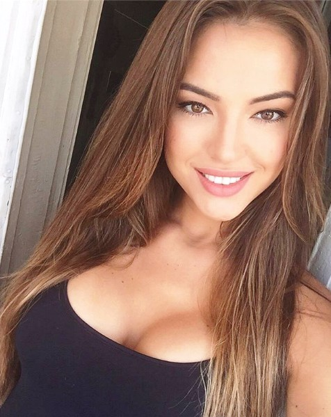 Pretty Slavic lady searching for romance and marriage abroad