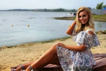 Beautiful Russian girl searching for marriage with a foreign man