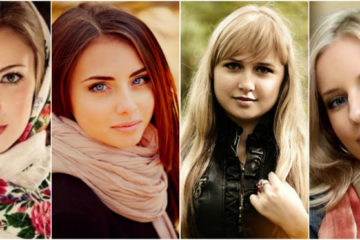 Photos of women from Russia