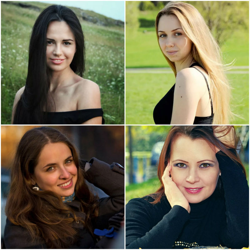 Photos of women from Russia online